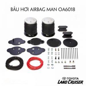 BẦU HƠI AIRBAG MAN OA6018 FULL KIT CHO LAND CRUISER 8