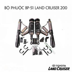 BỘ PHUỘC OLD MAN EMU BP-51 CHO TOYOTA LAND CRUISER 200 SERIES (2008-2015)