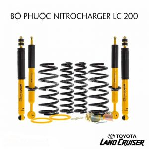 BỘ PHUỘC OLD MAN EMU NITROCHARGER CHO TOYOTA LAND CRUISER 200 SERIES (2015 ON)