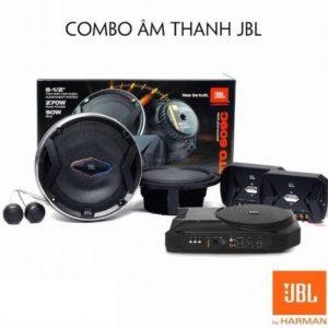 GÓI COMBO ÂM THANH TIÊU CHUẨN JBL HARMAN-2