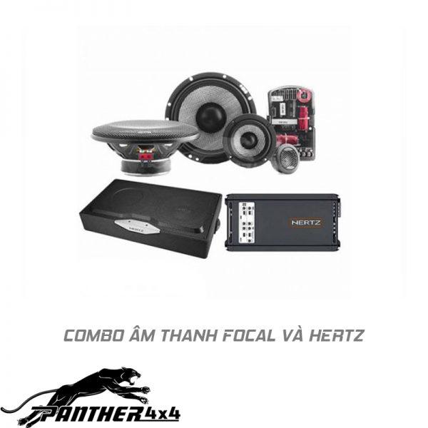 GÓI-COMBO-ÂM-THANH-XE-HƠI-CAO-CẤP-FOCAL-VÀ-HERTZ-panther4x4