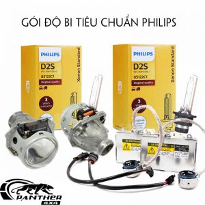 Gói Đội Bi Tiêu Chuẩn Philips-2