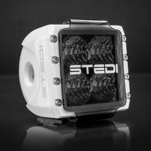 LED STEDI C-4 WHITE EDITION SPOT-3