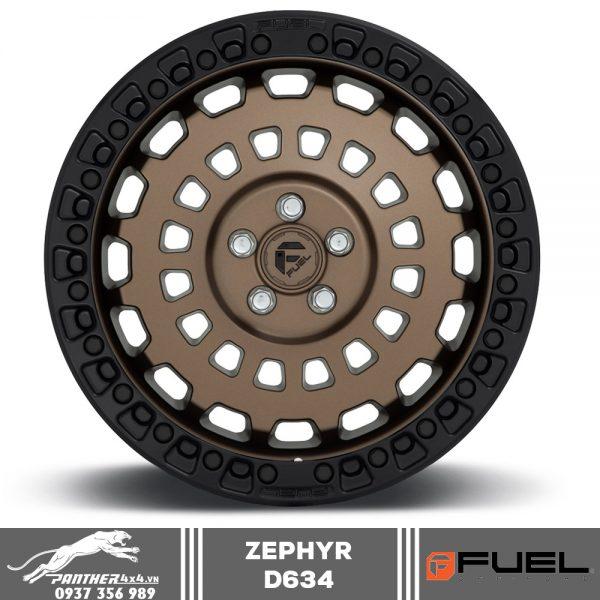 Mâm Fuel Zephyr D634