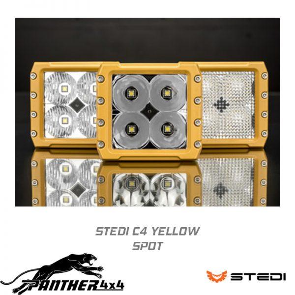 den-led-stedi-c4-yellow-spot