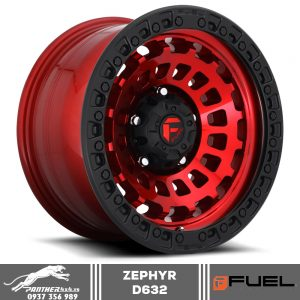 Mâm Fuel Zephyr - D632