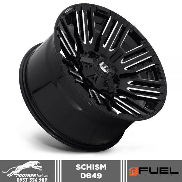 Mâm Fuel Schism - D649 | 20x10