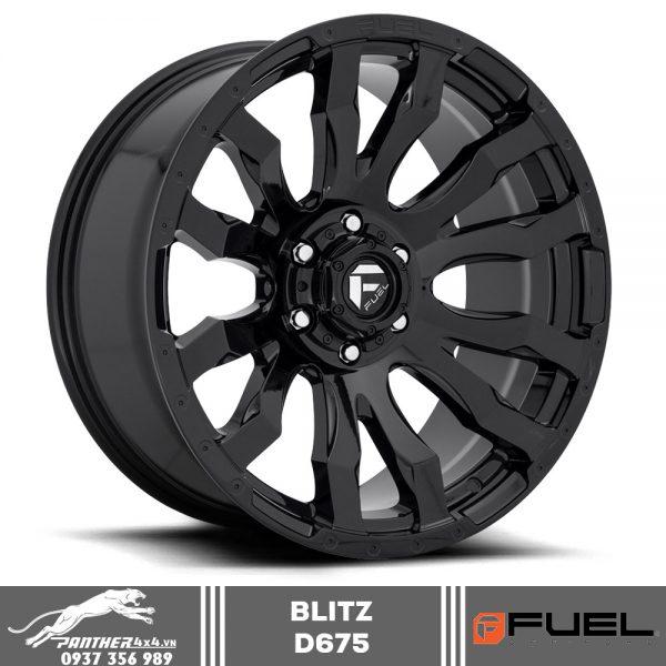 Mâm Fuel Blitz - D675