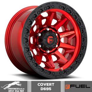 Mâm Fuel Covert - D695