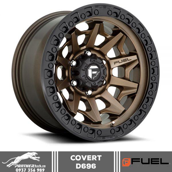 Mâm Fuel Covert - D696