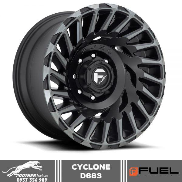 Mâm Fuel Cyclone D683 | 20x19