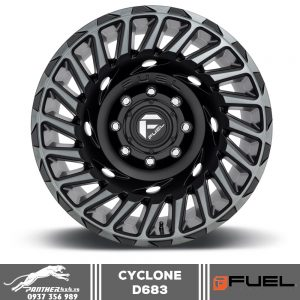 Mâm Fuel Cyclone D683 | 20x19