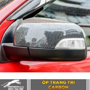 ốp trang trí carbon cho ford ranger