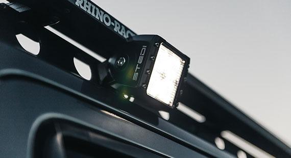 Đèn led cho bán tải, đèn chiếu sáng cho bán tải, độ xe bán tải