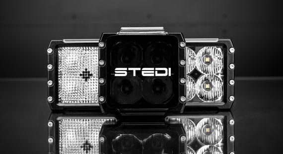 Đèn Cube LED nhập khẩu STEDI Australia C-4