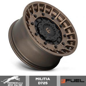 Mâm Fuel Militia - D725