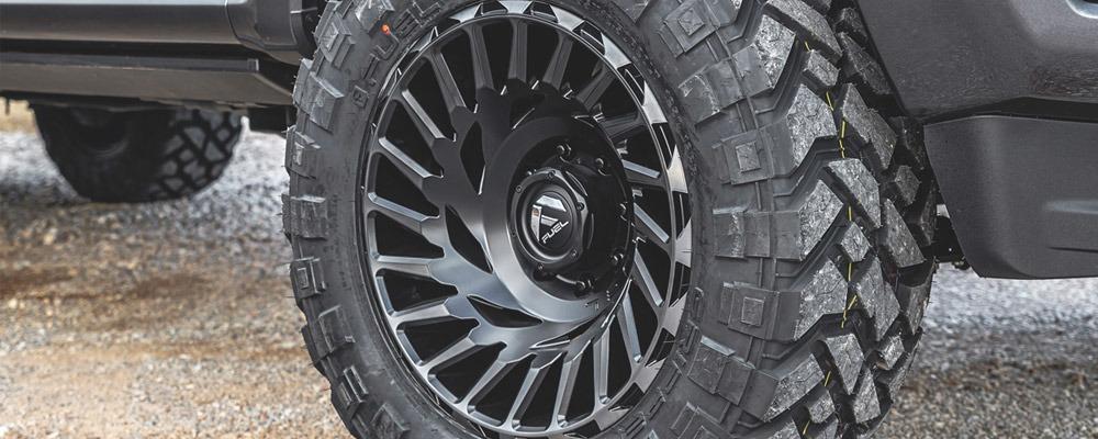 Mâm Fuel Cyclone - D682   18x9