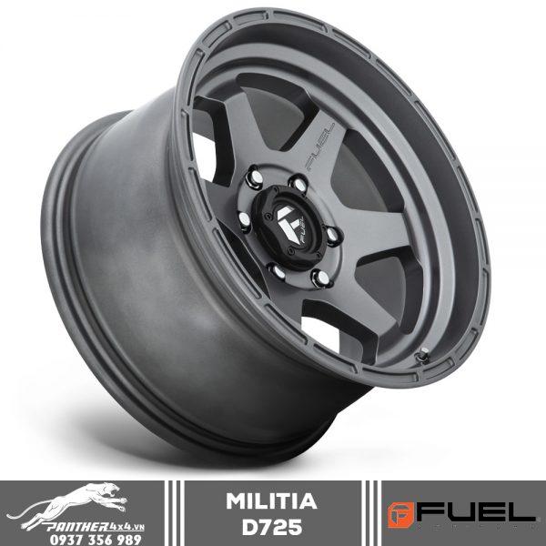 Mâm Fuel Shok - D665 | 18x9