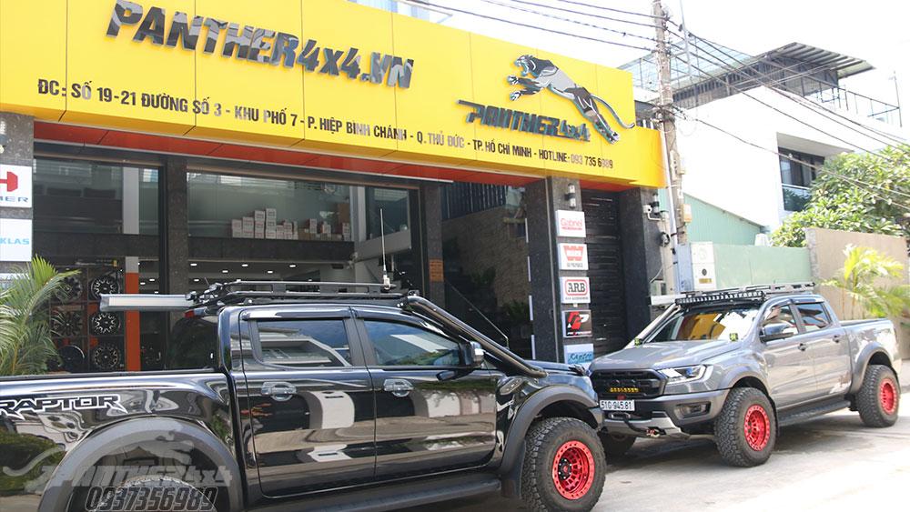 Panther4x4 Cửa Hàng Độ Xe Chuyên Nghiệp