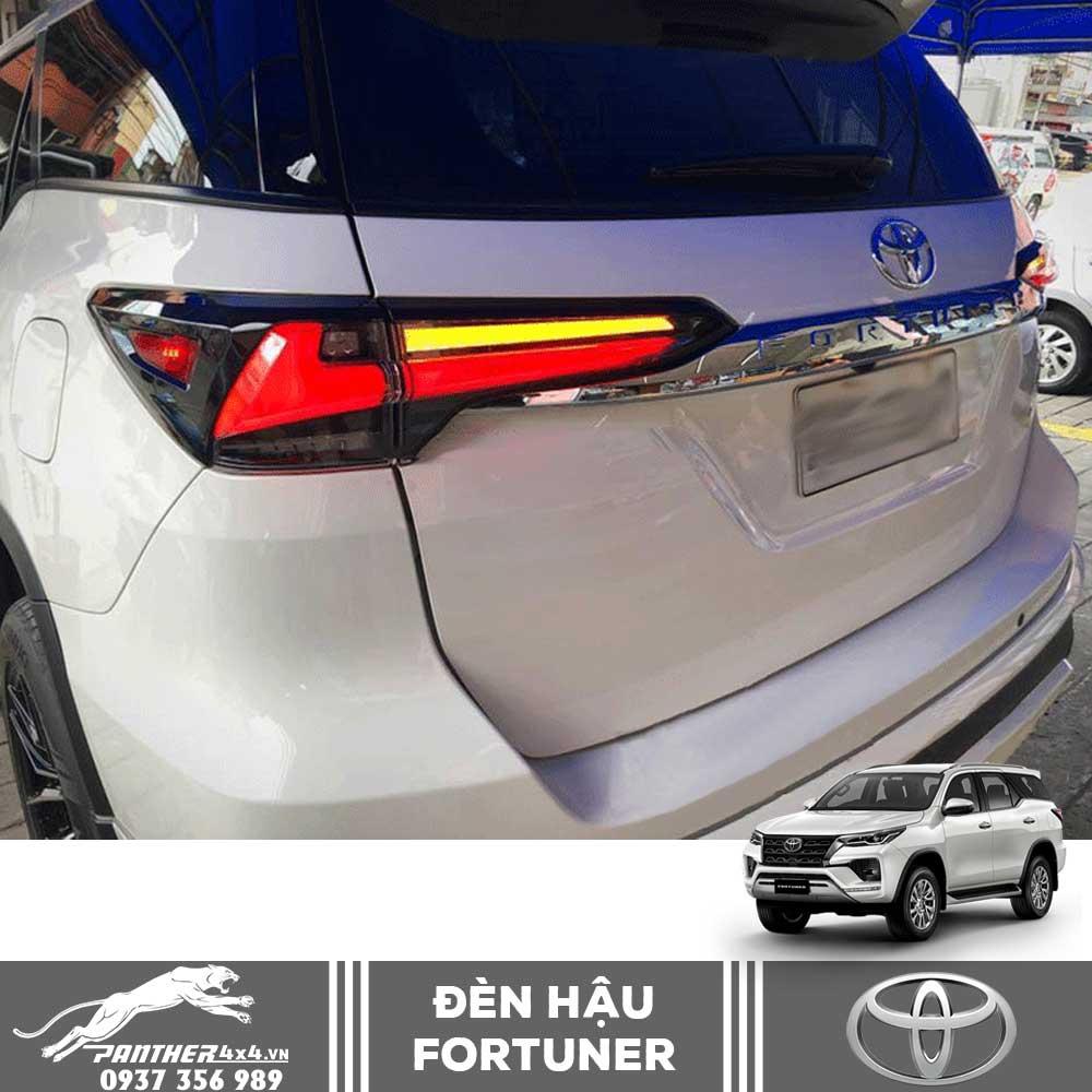Cụm đèn hậu Toyota Fortuner