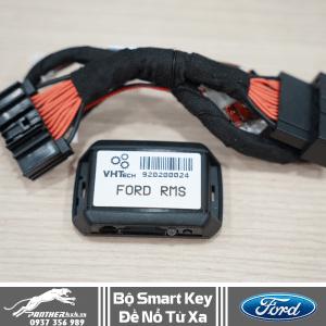 Bộ Smart Key – Đề Nổ Từ Xa