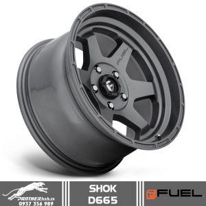 Mâm Fuel Shok D665
