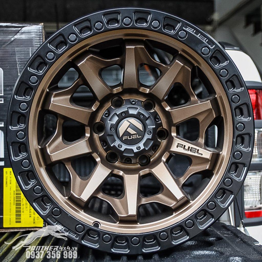 Bodykit Raptor 2019 cho bán tải Ford Ranger WildTrak